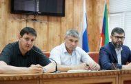 Аким Микиров назначен и. о. главы Кизлярского района
