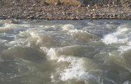 В Чародинском районе у въезда в село Хитаб сель повредил мост через реку