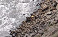 В Шамильском районе трактор упал в реку. Идут поиски тракториста