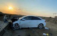 Два человека погибли в результате ДТП в Тарумовском районе