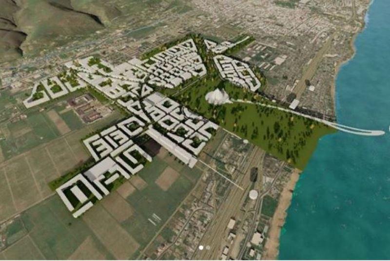 В южной части Дербента будет построен новый микрорайон