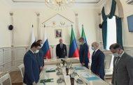 Васильев выразил соболезнования в связи со смертью Абдулманапа Нурмагомедова