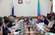 Владимир Васильев и Михаил Бабич обсудили основные вопросы развития Дагестана