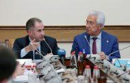 Глава Дагестана обсудил вопрос водоснабжения с Михаилом Бабичем