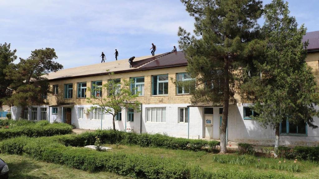 В Кайтагском районе проходит ремонт в трех детских садах