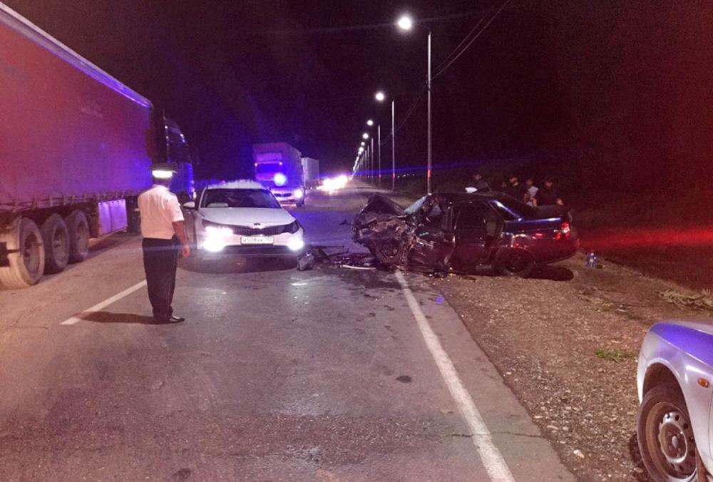 В ДТП в Каякентском районе погиб человек
