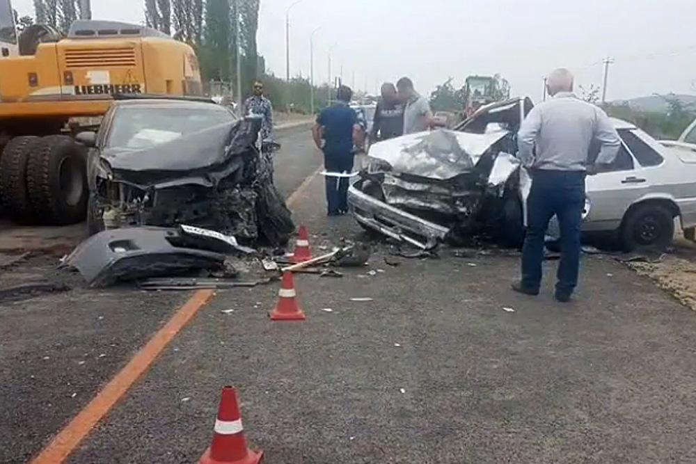В ДТП в Сулейман-Стальском районе погиб житель Краснодарского края