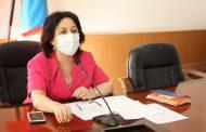 Уммупазиль Омарова провела совещание по вопросам реализации в 2020 году проекта «100 школ»