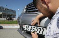 ГИБДД разъяснила, какие санкции грозят владельцам машин с армянскими номерами