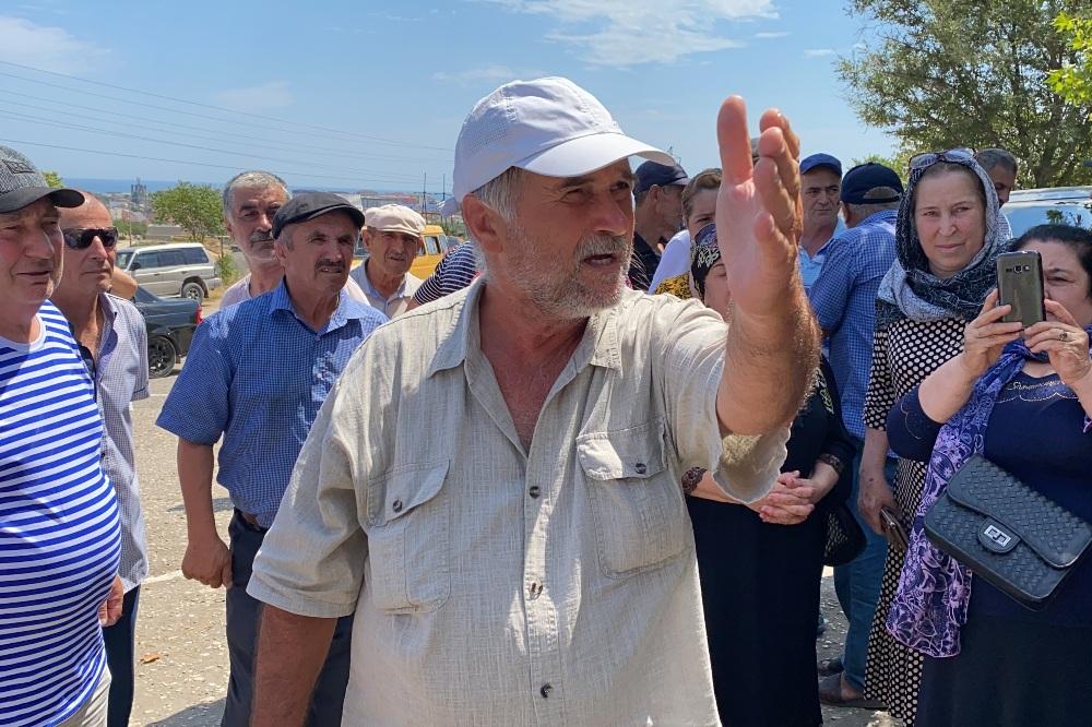 Жители Избербаша пожаловались на проблемы с водоснабжением