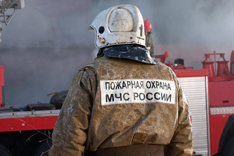 Сгорел пассажирский автобус, следовавший из Москвы в Дагестан