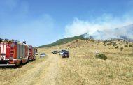 В Дагестане введен особый противопожарный режим