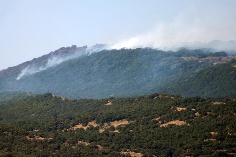 В 11 районах Дагестана введен особый противопожарный режим