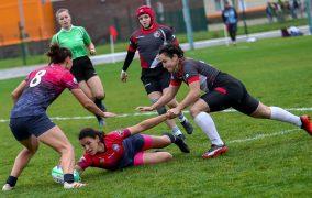 Женская сборная Дагестана сыграет в новом сезоне чемпионата России по регби-7