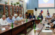 Главам муниципалитетов Северного территориального округа Дагестана представили нового полпреда