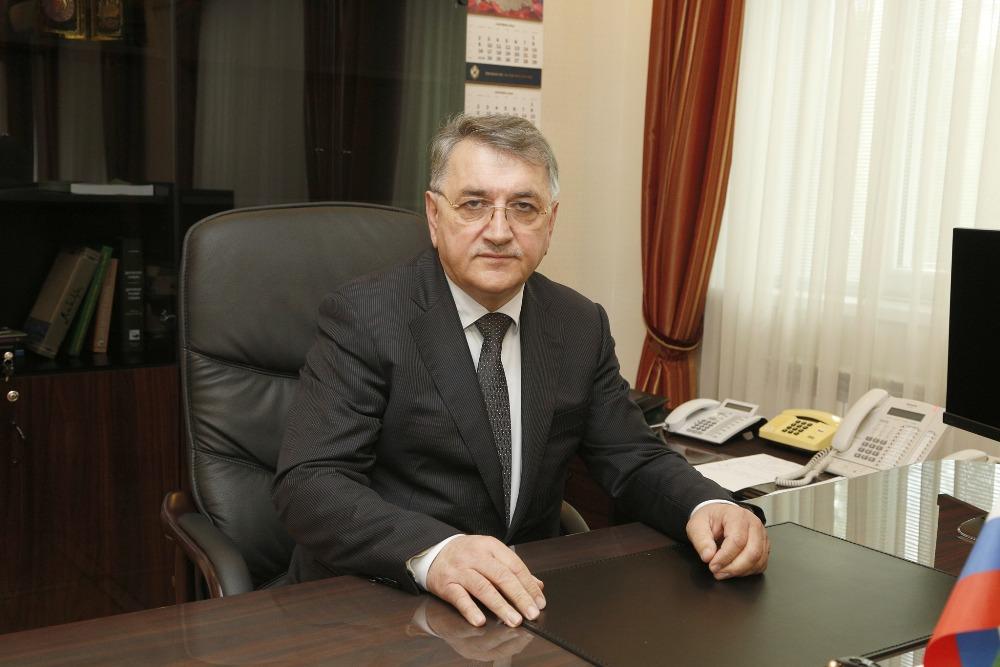 Ильяс Мамаев назначен директором ТФОМС Дагестана