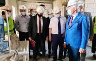 На предприятиях Дагестана запустят производство штукатурных станций