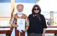 Участников фестиваля «Горцы» наградили дипломами минкультуры Дагестана