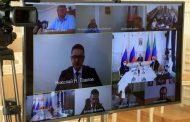 В Дагестане состоялось заседание Оперштаба по предупреждению завоза и распространения COVID-19