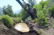 Шесть сел Ахтынского  района, включая райцентр, отрезаны от водоснабжения