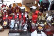 Полиция накрыла два подпольных цеха по розливу алкоголя
