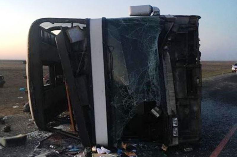 Одиннадцать человек пострадали в результате ДТП на севере Дагестана