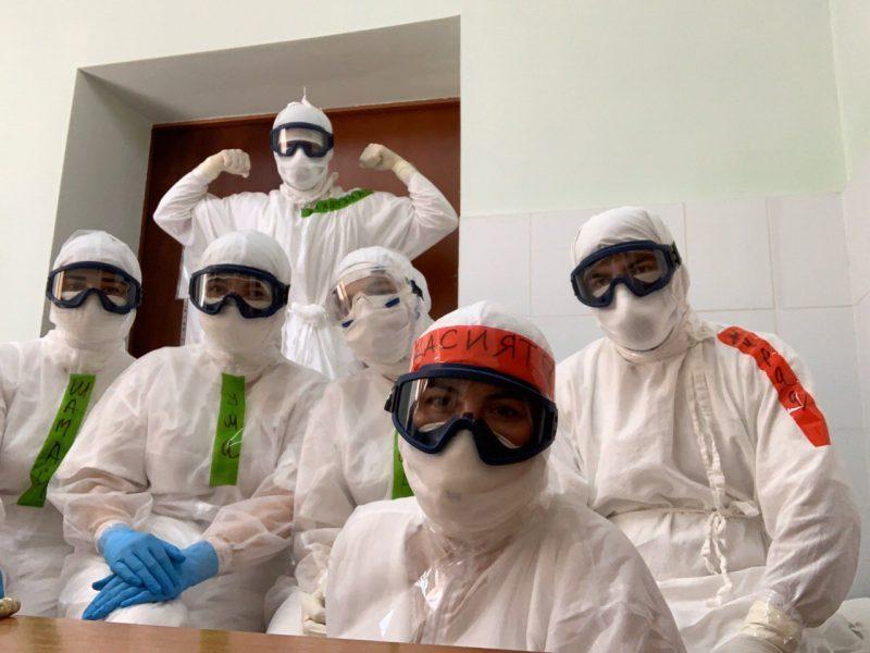 Около 20 миллионов рублей получили учащиеся ДГМУ, работавшие с коронавирусными больными