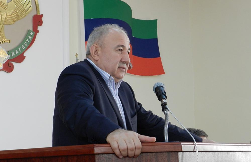 СКР: бывший глава Дербентского района Курбанов был допрошен в качестве свидетеля