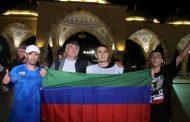 В Грозном завершился забег «Две мечети»