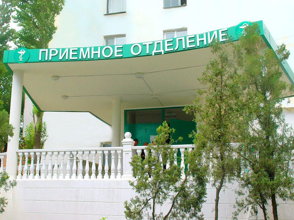 Отделение РКБ вновь перепрофилировано под прием ковидных больных