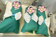 Минздрав: первая тройня родилась в Дагестане в этом году