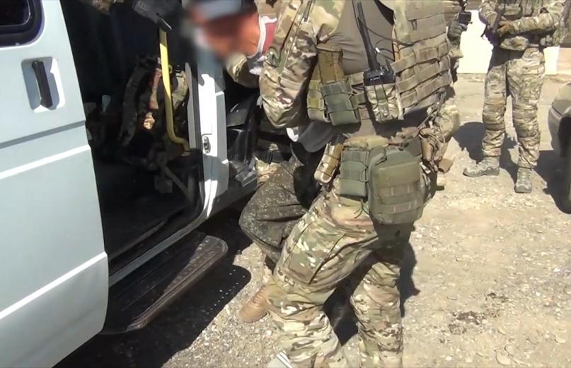 ФСБ задержала шестерых подозреваемых в финансировании террористов