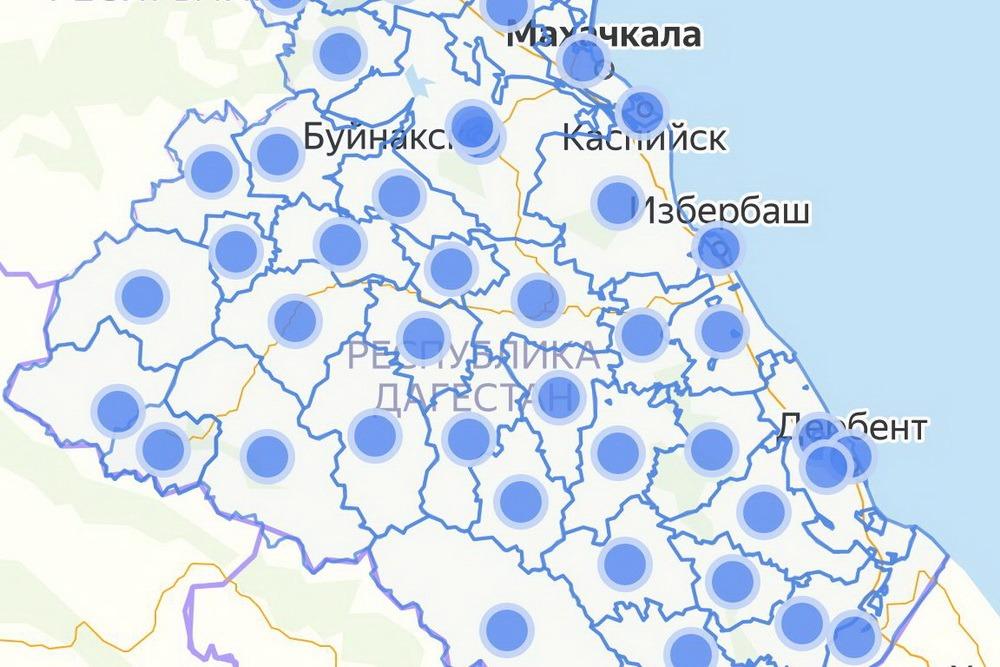 Еще в одном районе Дагестана из-за COVID-19 продлен запрет на массовые мероприятия