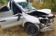 В Хасавюртовском районе в автоаварии погиб водитель Lada Granta