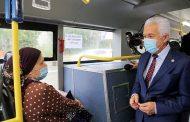 В Дагестане решено усилить контроль за соблюдением масочного режима на транспорте