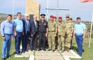 В Новолакском районе отметили 21-ую годовщину разгрома бандформирований