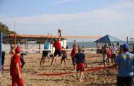 Команда из Хасавюртовского района выиграла республиканский турнир по пляжному волейболу