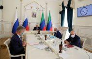 Соблюдение масочного режима обсудили на заседании Оперативного штаба в Дагестане