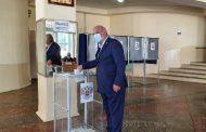 Анатолий Карибов принял участие в выборах