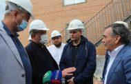 Артем Здунов проверил ход строительства детсадов в двух селах Сергокалинского района