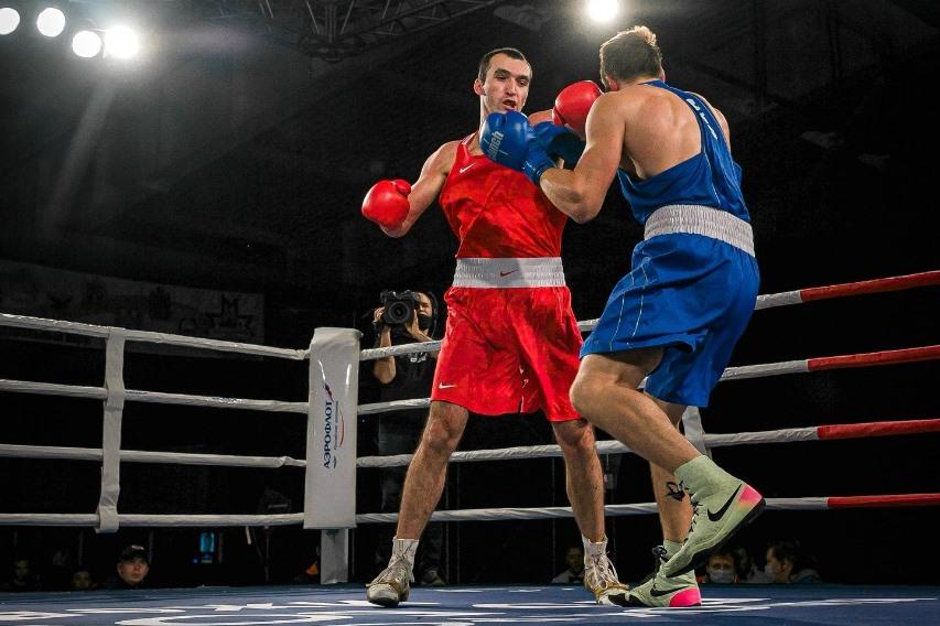 Команда СКФО по боксу проиграла матч за третье место на Кубке России