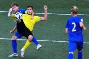 «Анжи» сыграл вничью с «Черноморцем» в матче с двумя удалениями