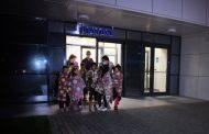 Из Сирии в Москву возвращены 11 дагестанских детей