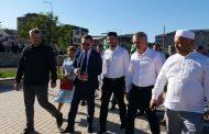 В Дагестане прошло торжественное открытие Сквера шахидов