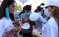 Акция памяти и скорби «Нет террору» прошла в Дагестане