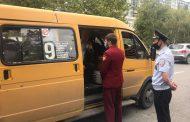 В Махачкале проходят рейды по профилактике коронавирусной инфекции в общественном транспорте