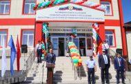 В Хунзахском районе открыли две новые школы