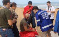 Участники форума в Дагестане спасли тонущего человека