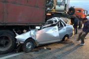 Четыре человека погибли в результате двух ДТП в Хасавюртовском районе