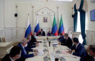 Дагестан активно участвует в реализации всех 12 национальных проектов